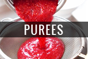 bulk organic fruit puree